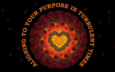 Aligning to your human purpose in turbulent times Saturday 26th October 10a.m-7p.m £55