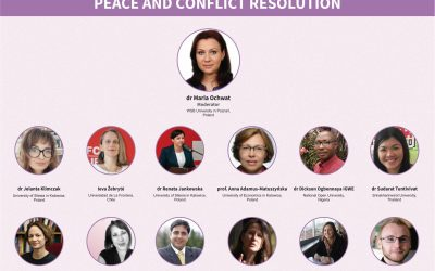 7th International Asian Conference: Peace and Conflict Resolution 30 Oct 2p.m (UK)